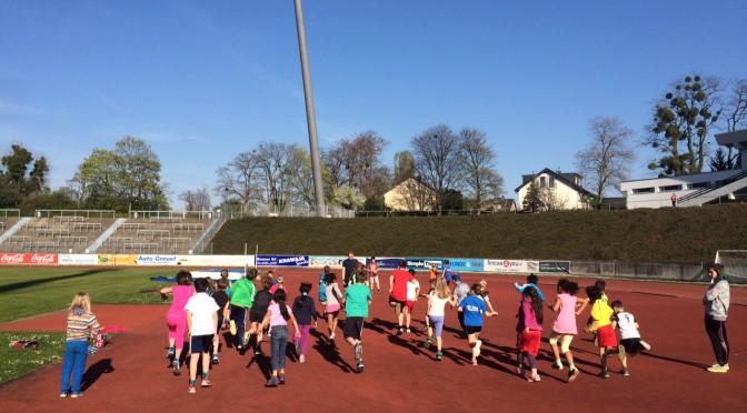 Leichtathletik bei SSF Bonn