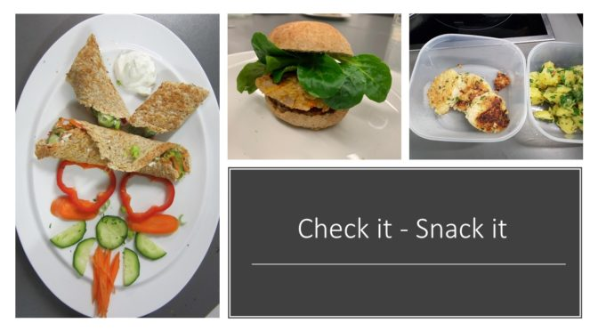 Snack – Check